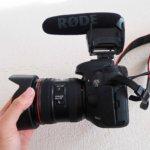 Canonデジタル一眼レフを、動画撮影に使うときの正しい設定方法は? / Canon EOS 7D Mark IIの場合